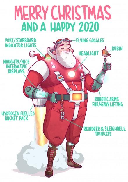Arup Future Santa