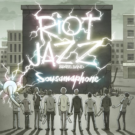 Riot Jazz Album Cover