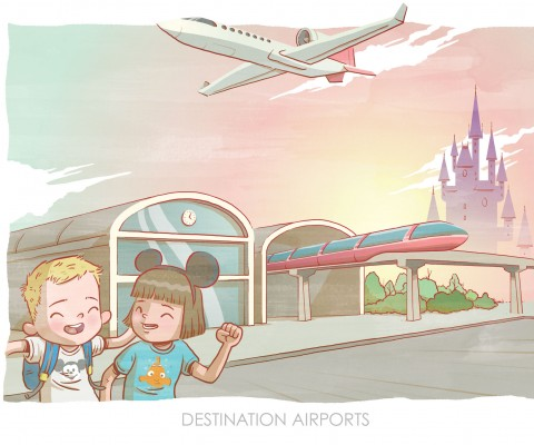 Destination-Airport