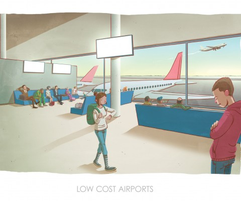 Low-Cost-Airports