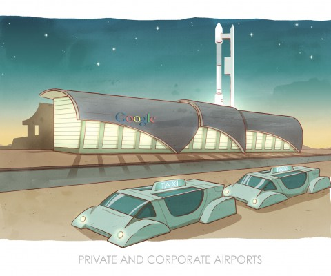 Private-Airport