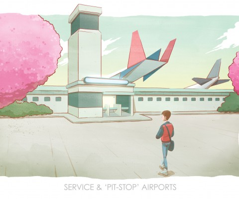 Service-Airport