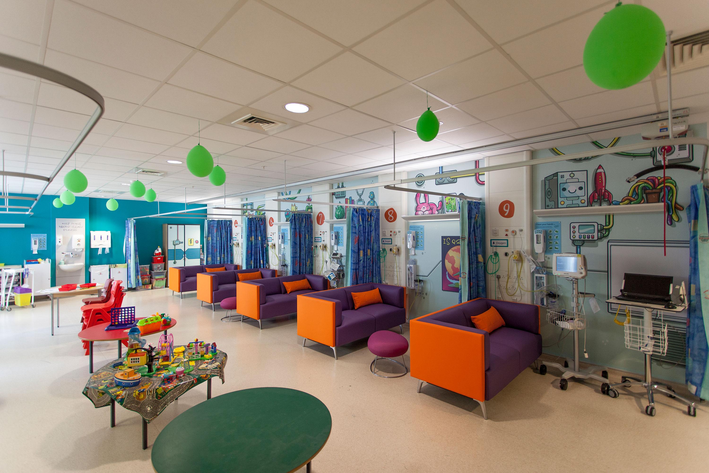 Royal Manchester Children S Hospital The Hammo