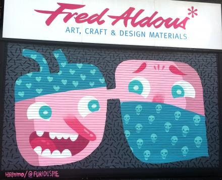 Fred Aldous Shutter