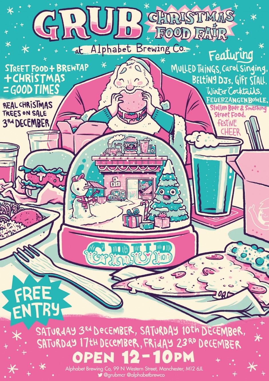 Grub-Christmas