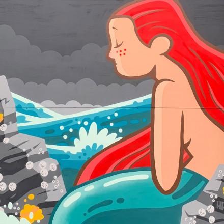 Blackburn Mermaid