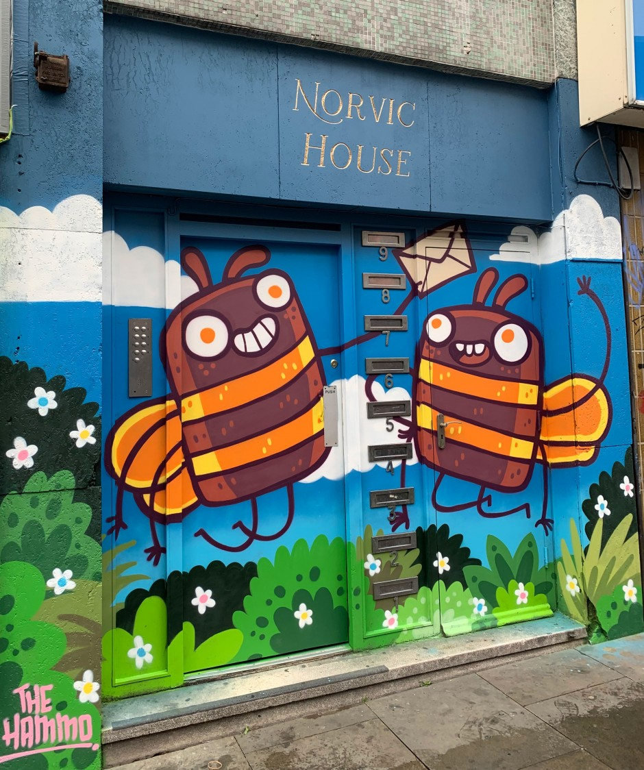 Norvic-House-Bees1