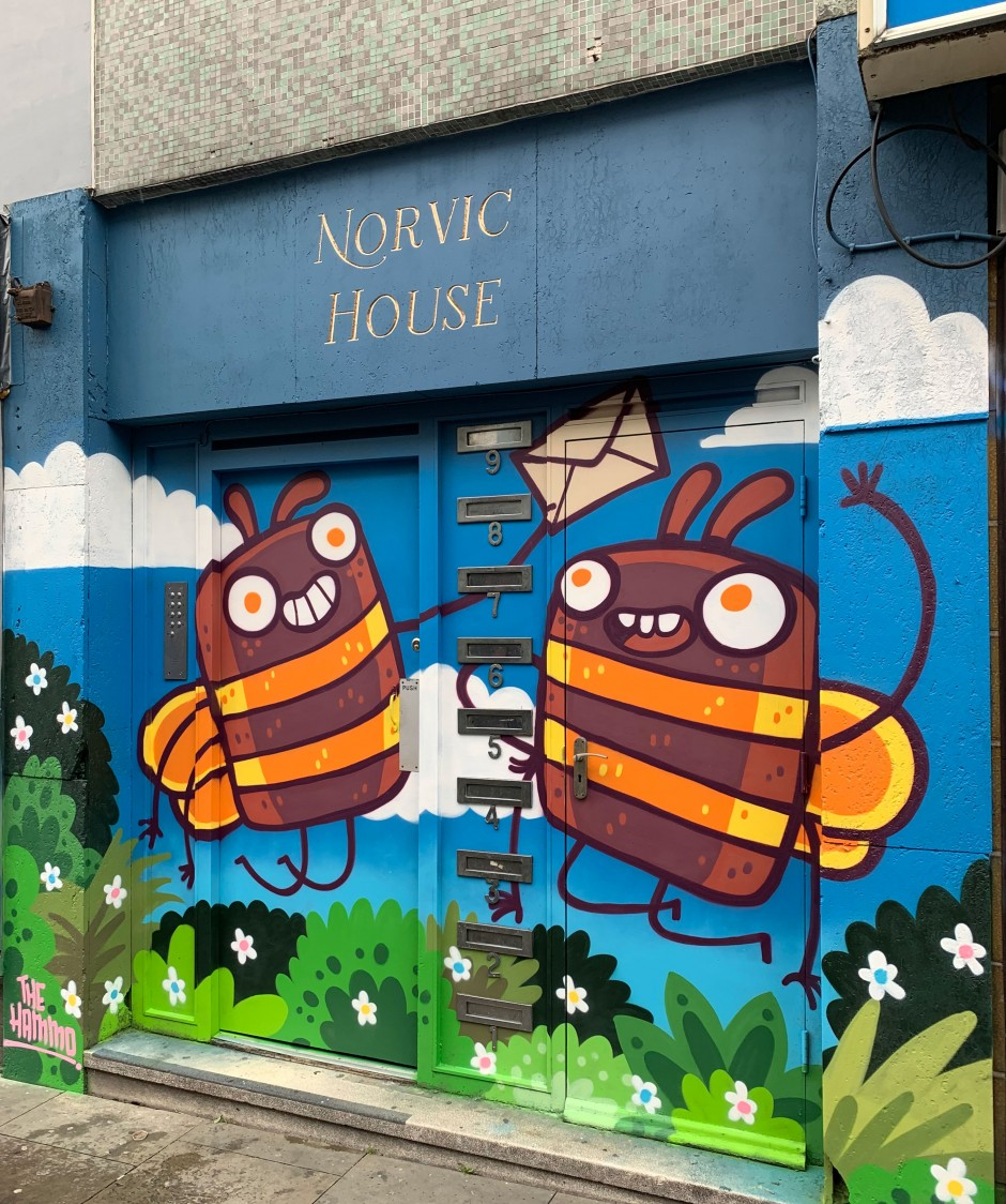 Norvic-House-Bees2